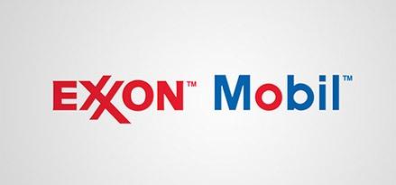 Exxon mobil logo history