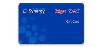 Gas Gift Cards Exxon and Mobil