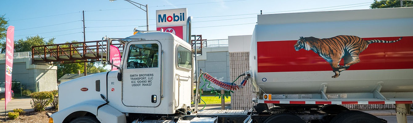 fuel distribution and retail opportunities exxon and mobil