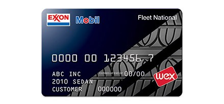 exxonmobil fleet national - Fleet Gas Cards