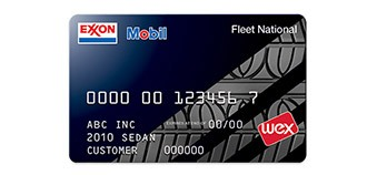 Gas Credit Cards >> Business Gas Credit Cards From Exxonmobil Exxon And Mobil