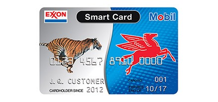 Exxon Mobile Credit Card