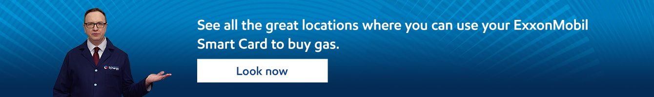 Gas Credit Cards Smart Cards For Gas Exxon And Mobil