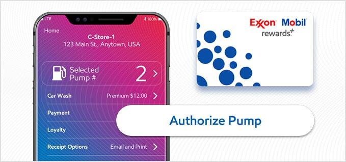 Pay for Gas With the Speedpass+ app | Exxon and Mobil