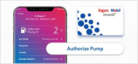 Pay for Gas With the Speedpass+ app   Exxon and Mobil